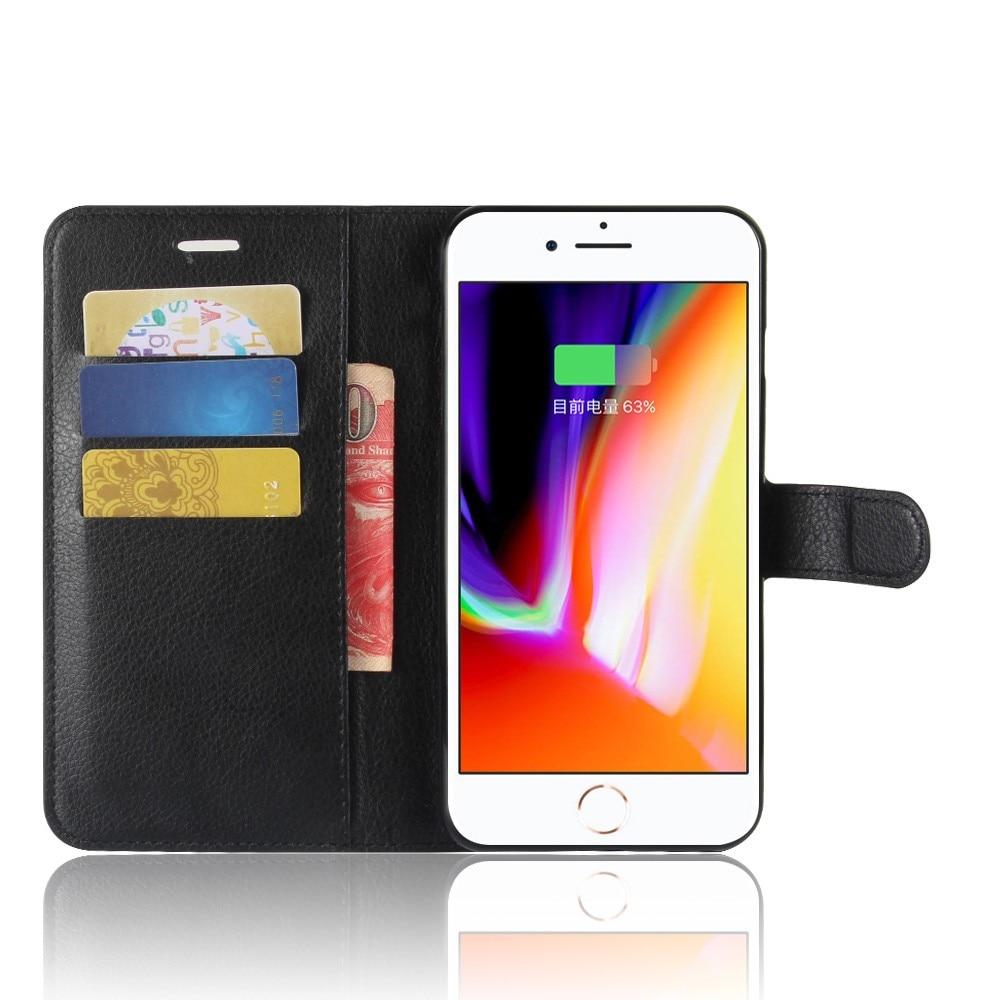 Mobilfodral Apple iPhone 7 Plus/8 Plus svart