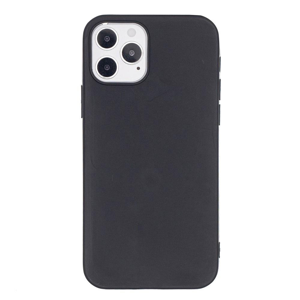 TPU Skal iPhone 12/12 Pro svart