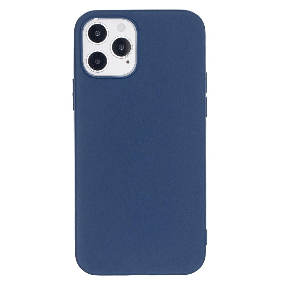 TPU Skal iPhone 12/12 Pro blå