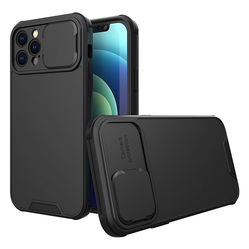 Skal kameraskydd iPhone 12 Pro svart