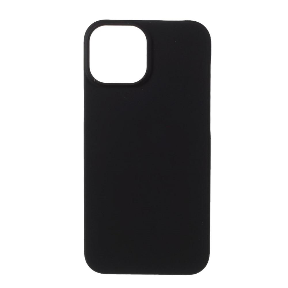 Hårdskal Gummerat iPhone 13 Mini svart