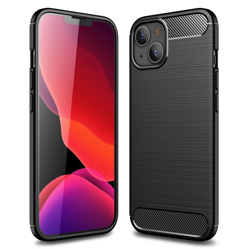 Brushed TPU Case iPhone 13 Mini Black