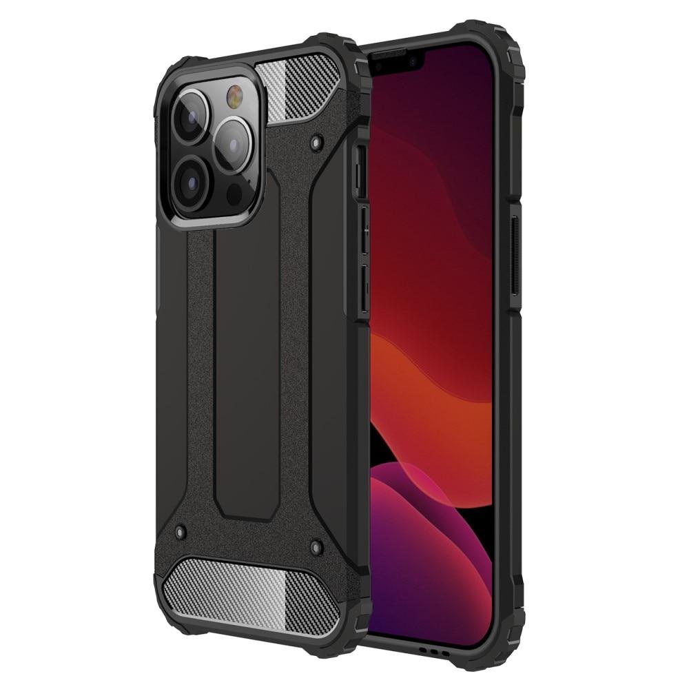 Hybridskal Tough iPhone 13 Pro svart