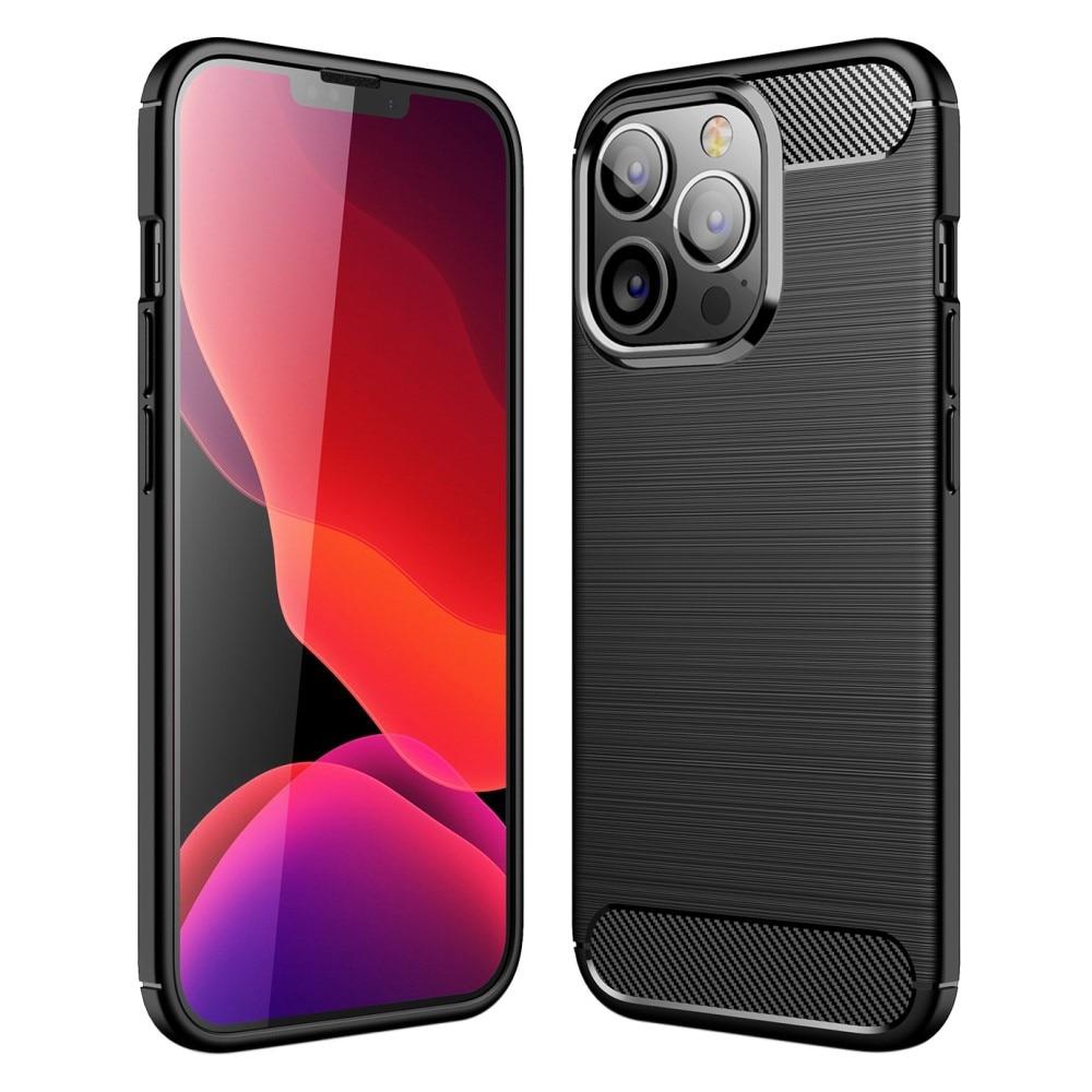 Brushed TPU Case iPhone 13 Pro Black
