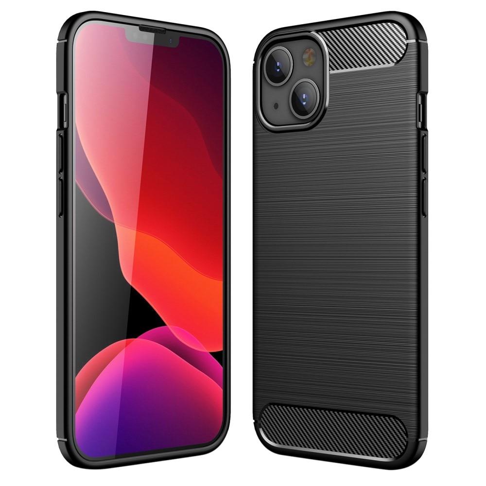 Brushed TPU Case iPhone 13 Black