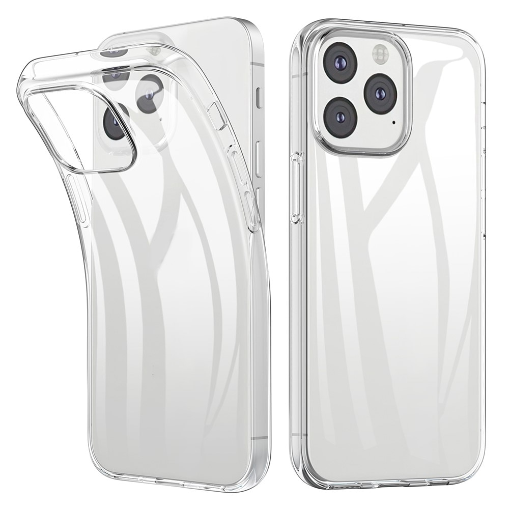 TPU Case iPhone 13 Pro Max Clear