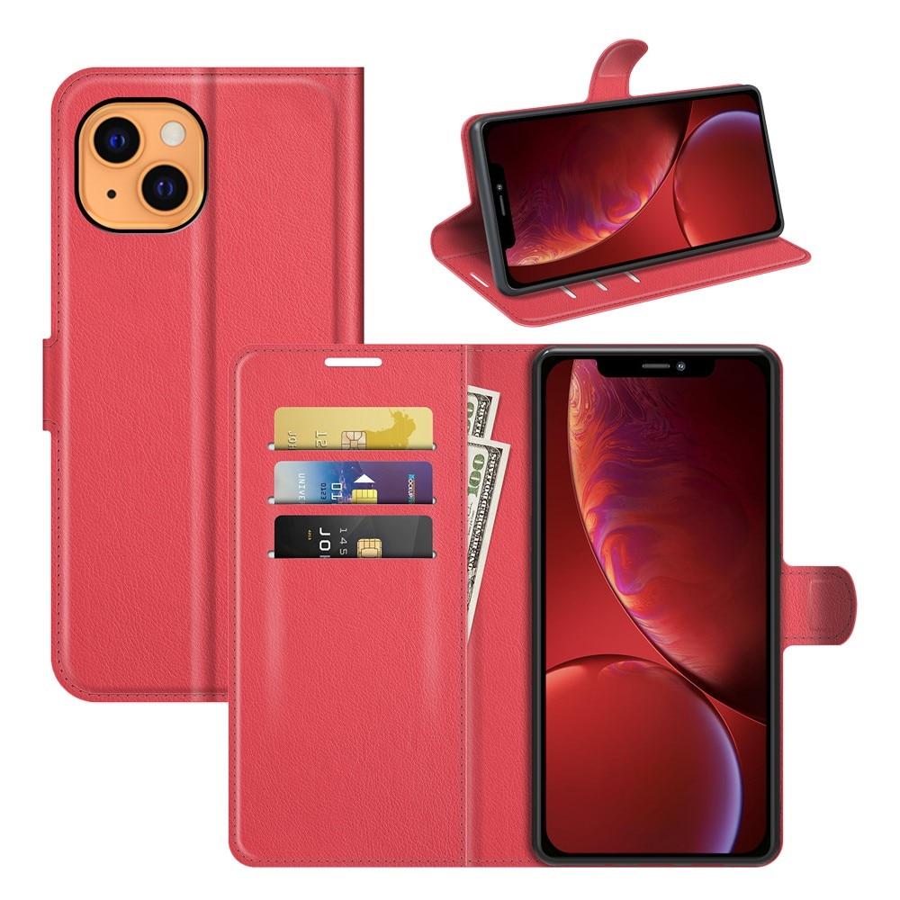 Mobilfodral iPhone 13 Mini röd
