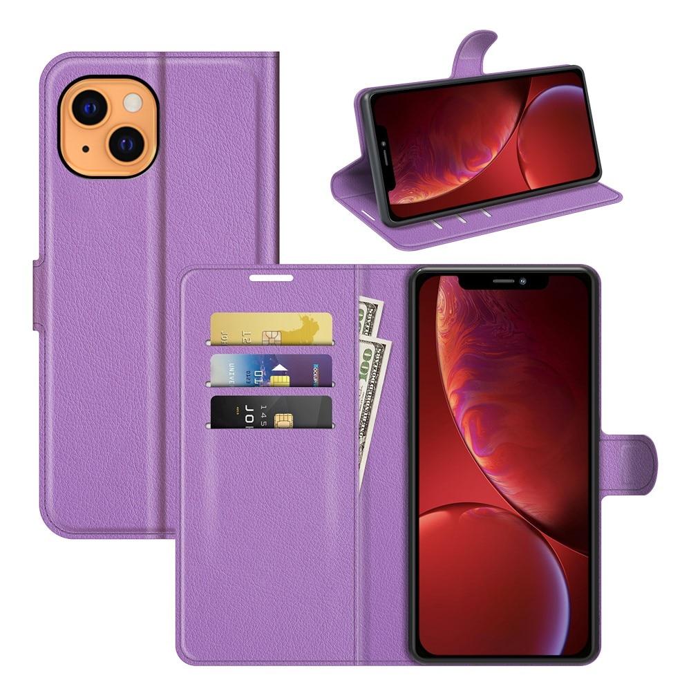 Mobilfodral iPhone 13 Mini lila
