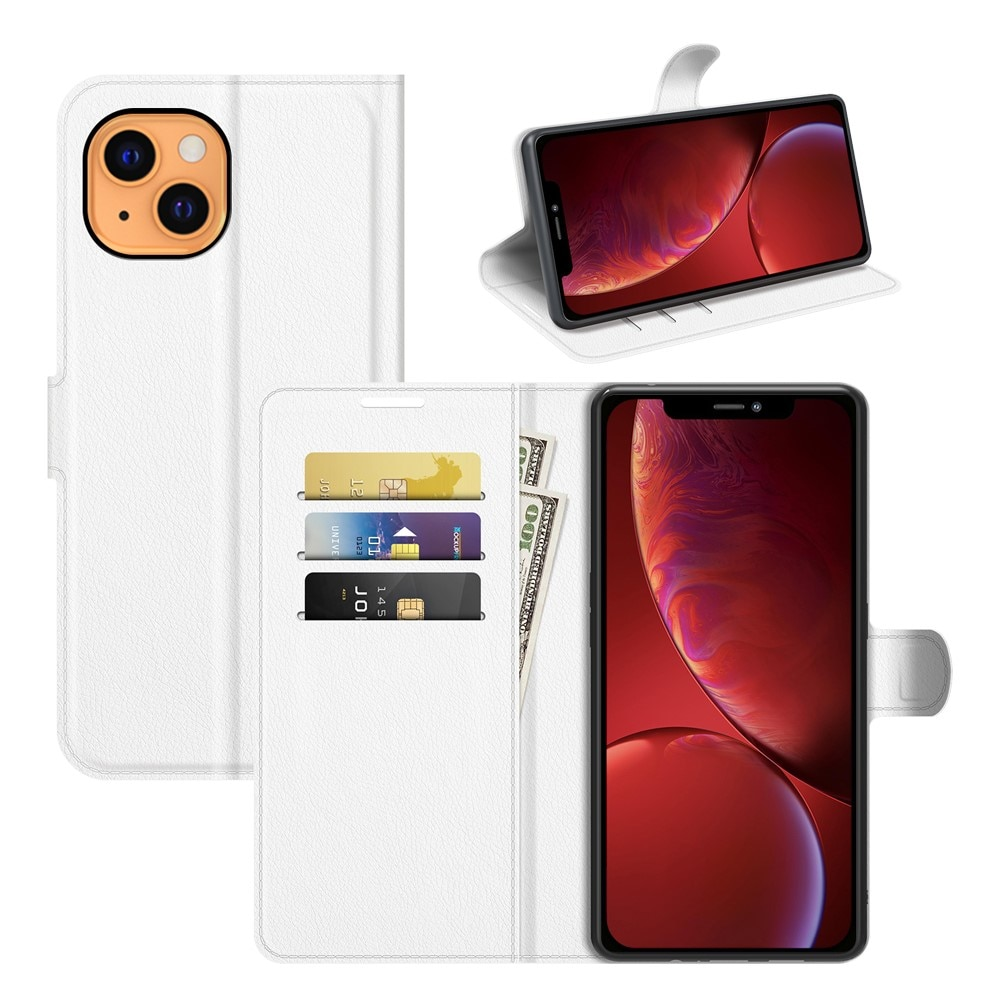 Mobilfodral iPhone 13 vit