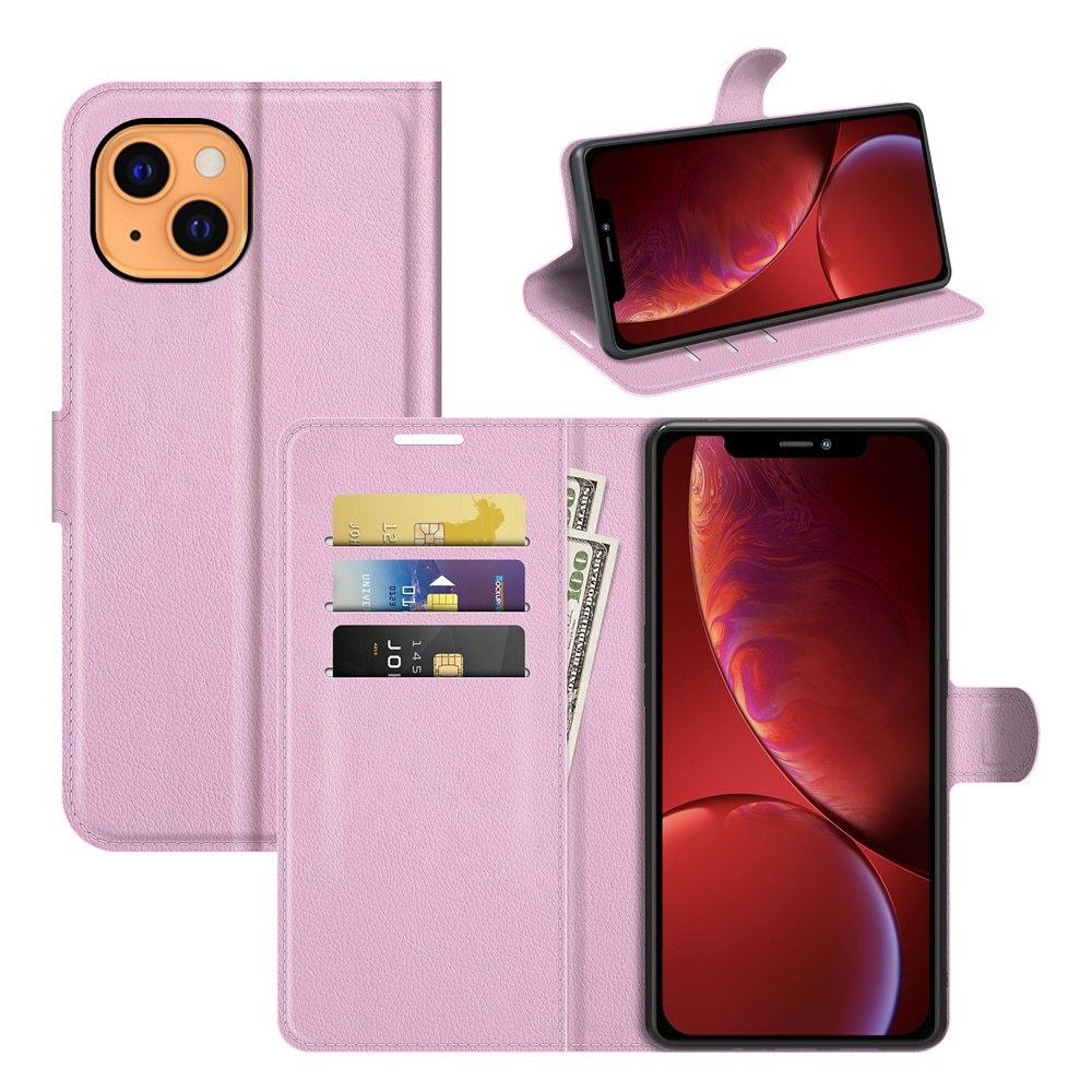 Mobilfodral iPhone 13 rosa