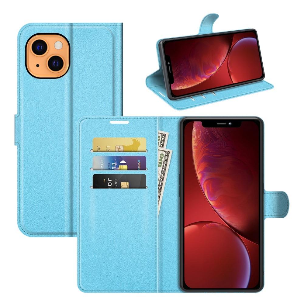 Mobilfodral iPhone 13 blå