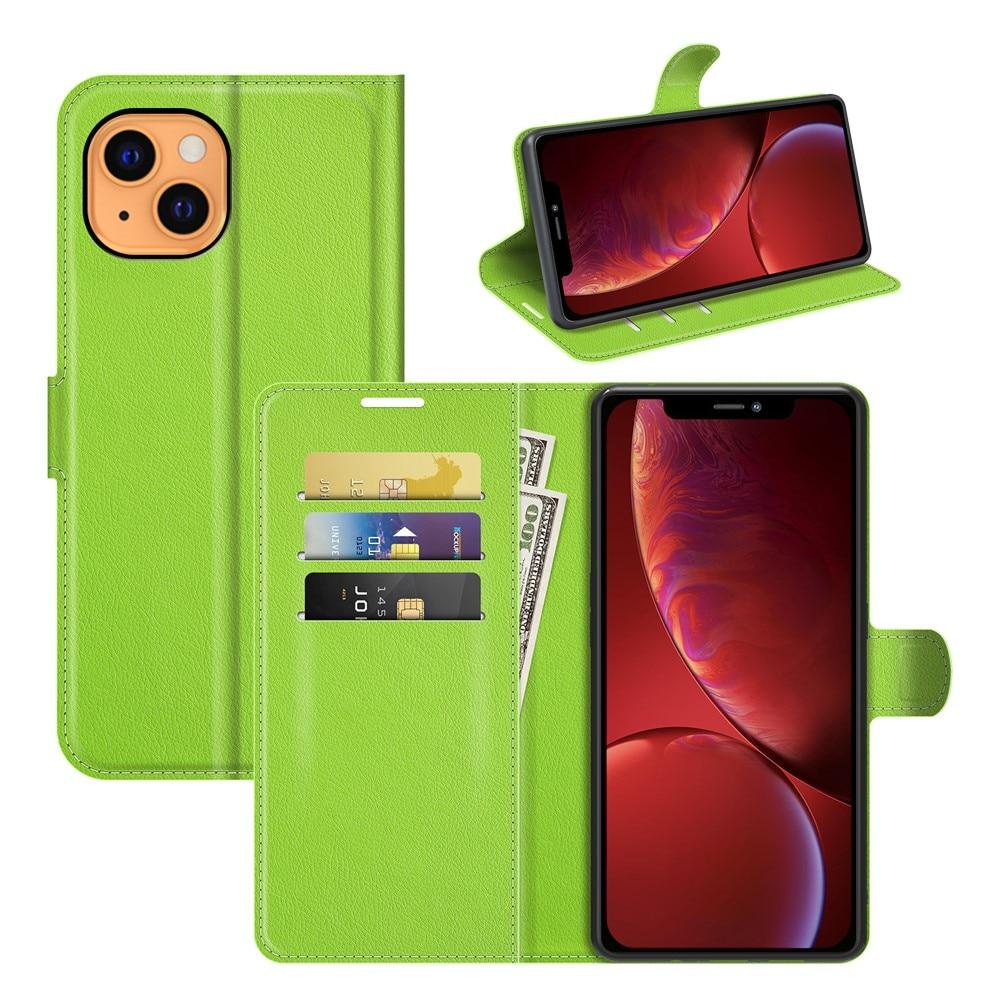 Mobilfodral iPhone 13 Mini grön