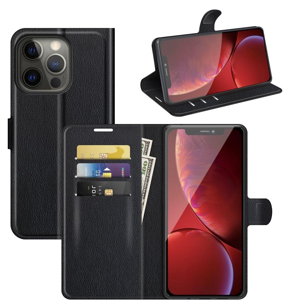 Mobilfodral iPhone 13 Pro svart