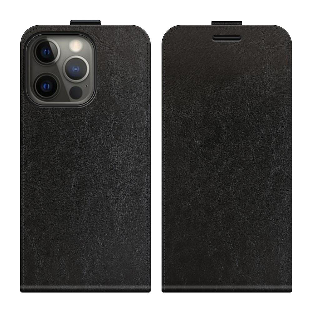 Flipfodral iPhone 13 Pro svart