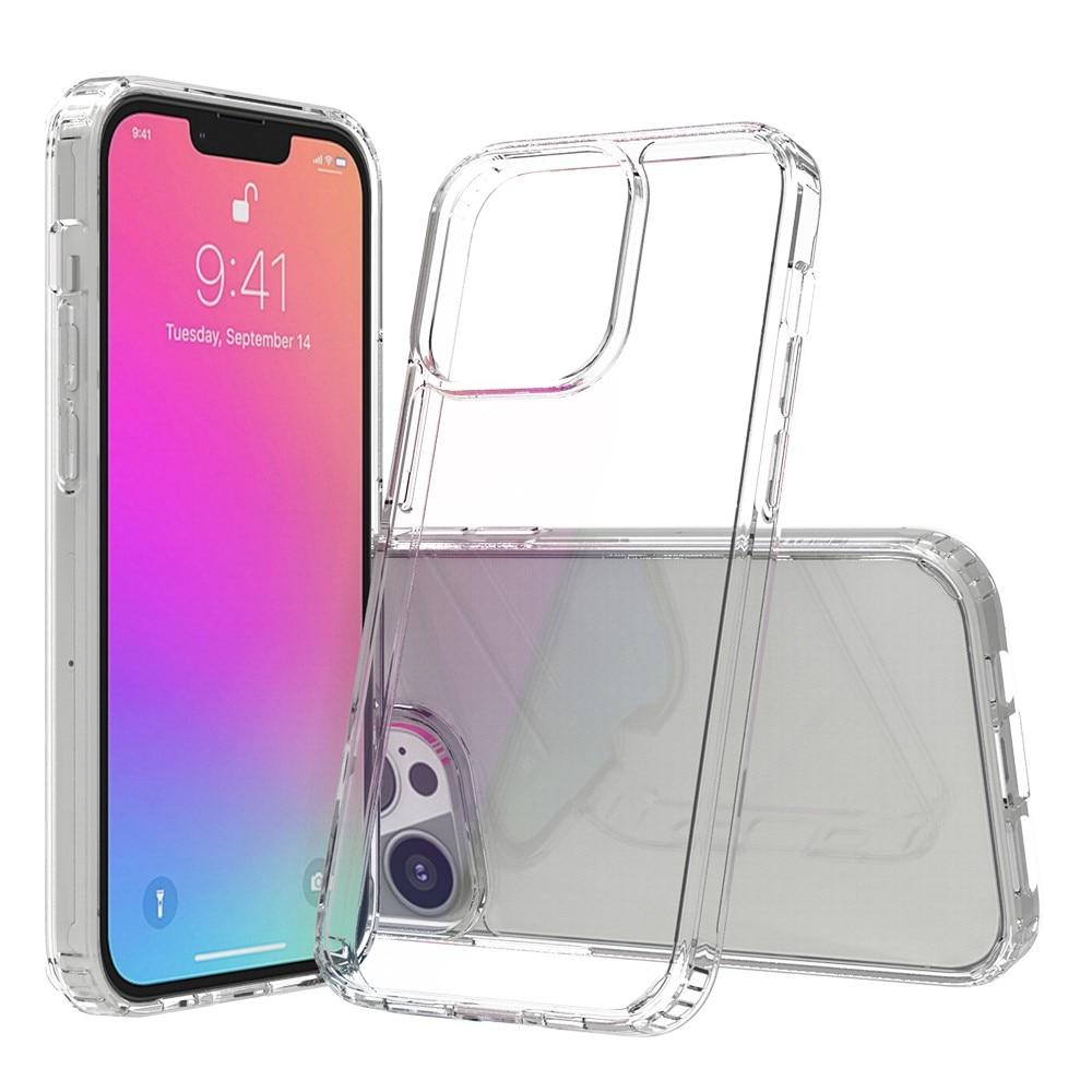 Crystal Hybrid Case iPhone 13 Pro Transparent