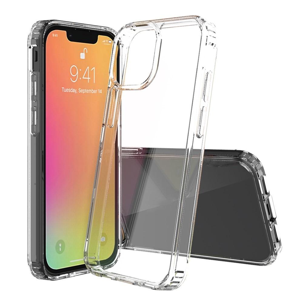 Crystal Hybrid Case iPhone 13 mini Transparent