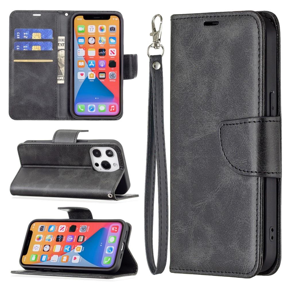 Mobilväska iPhone 13/13 Pro svart
