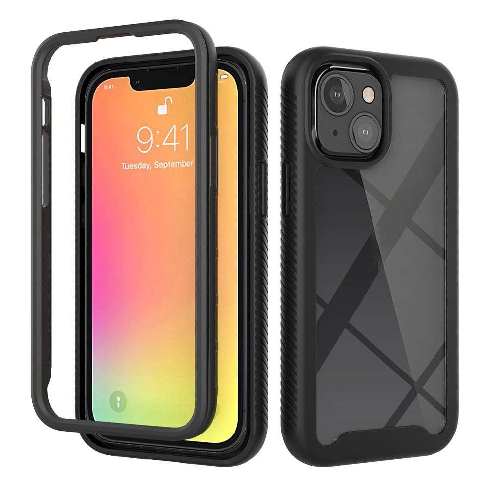 Full Cover Skal iPhone 13 Mini svart
