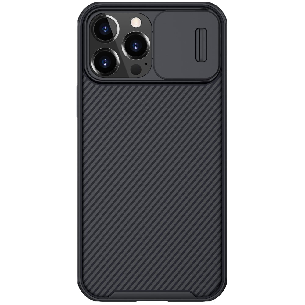 CamShield Skal iPhone 13 Pro Max svart