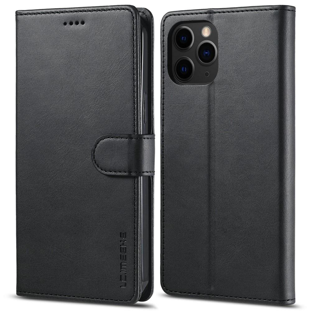 Plånboksfodral iPhone 13 Pro Max svart