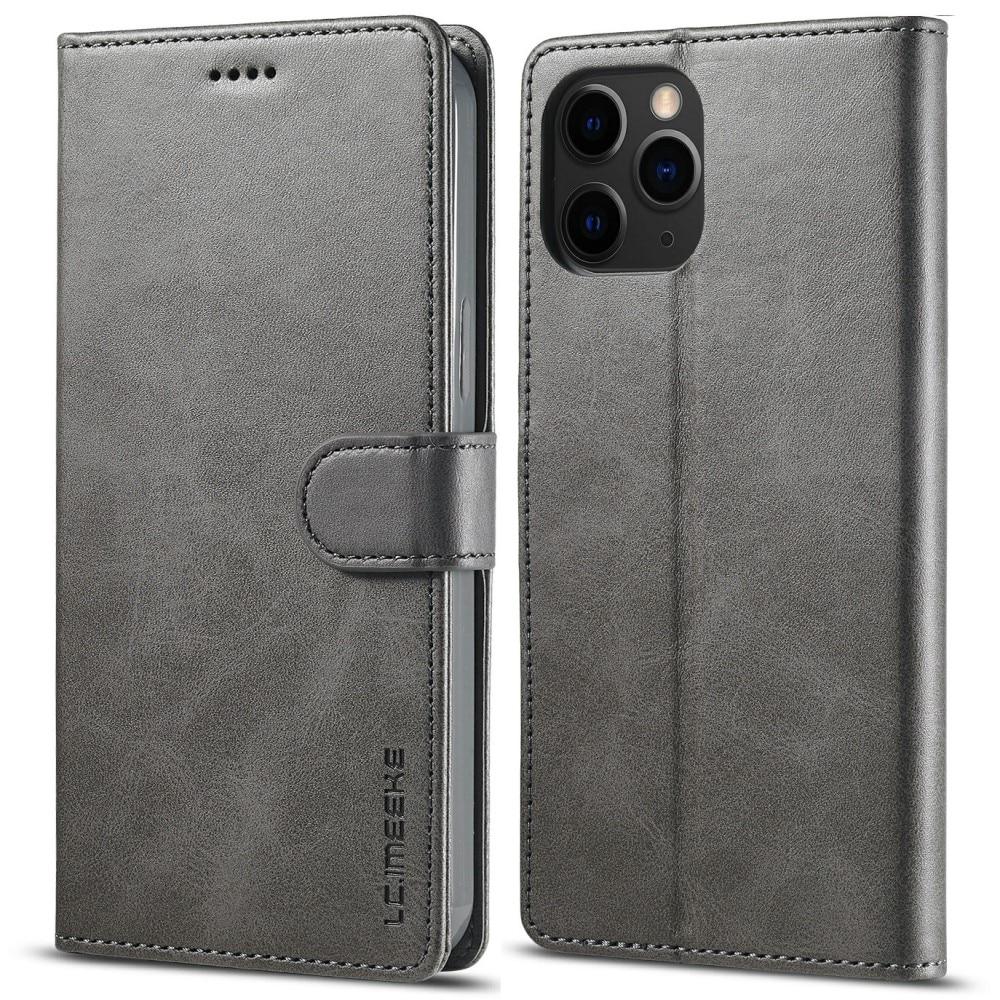 Plånboksfodral iPhone 13 Pro Max grå