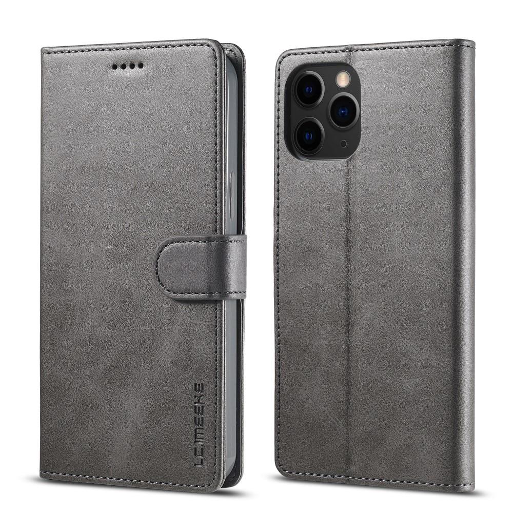 Plånboksfodral iPhone 13 Pro grå