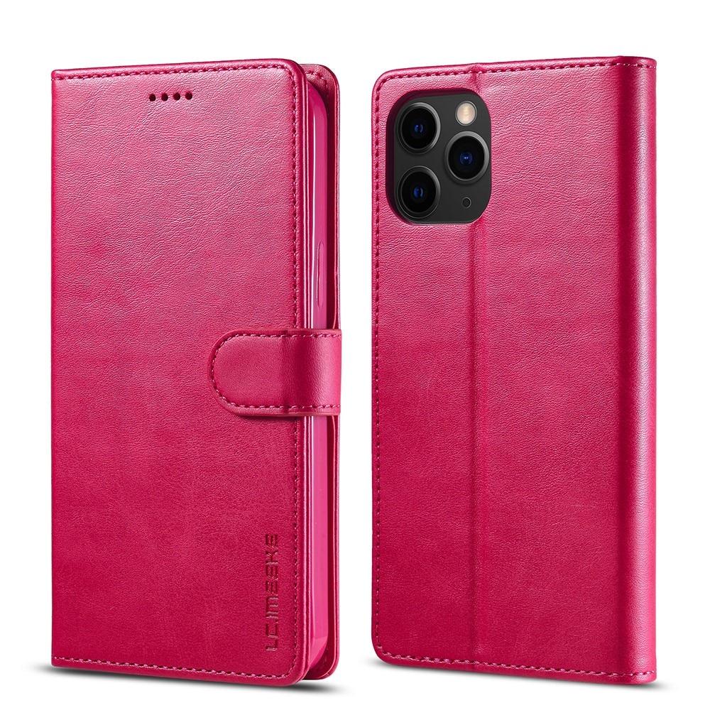 Plånboksfodral iPhone 13 Pro rosa