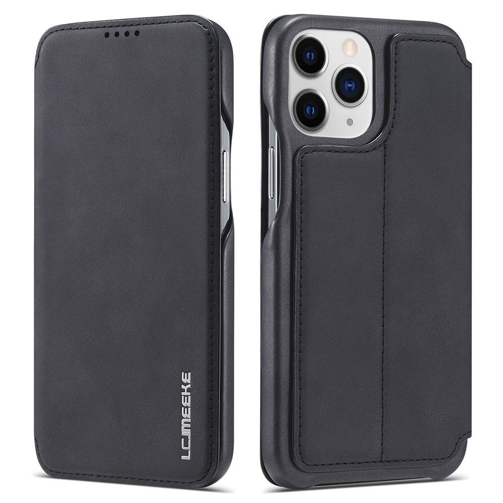 Slim Plånboksfodral iPhone 13 Pro Max svart