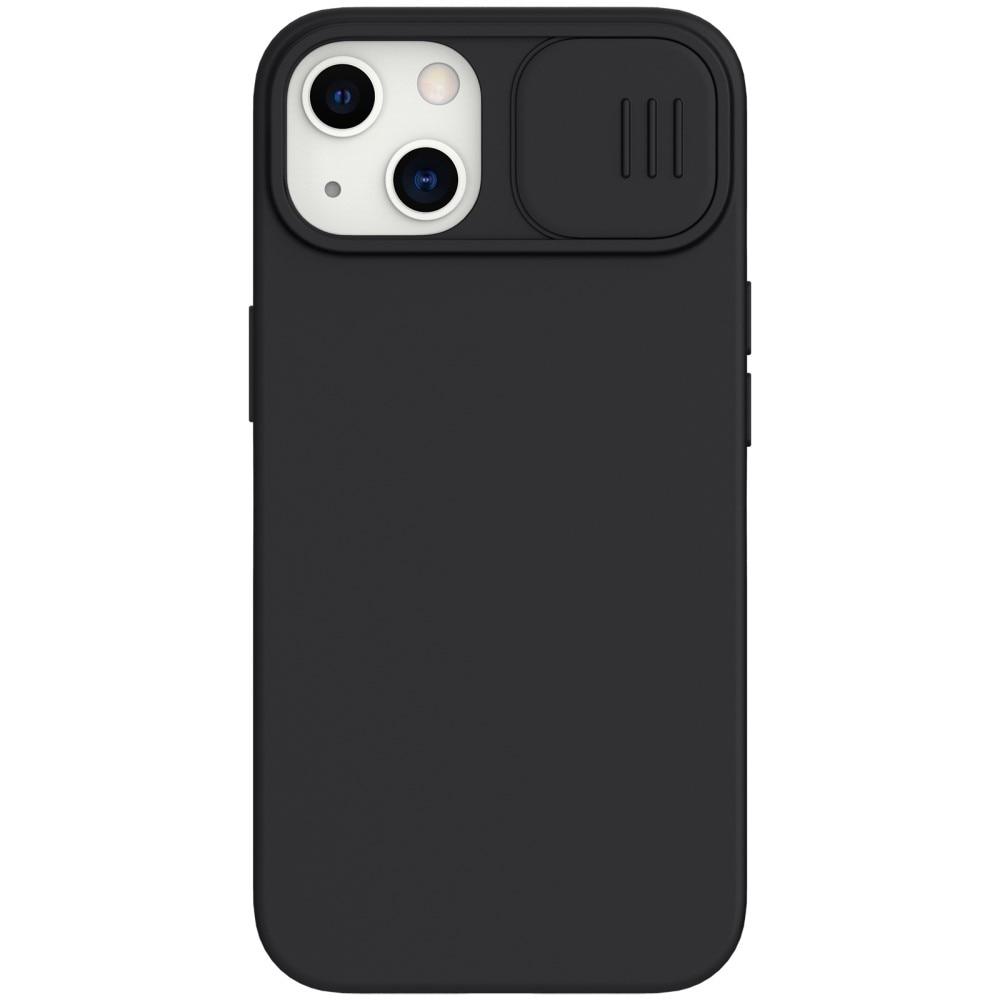 Soft CamShield Skal iPhone 13 svart