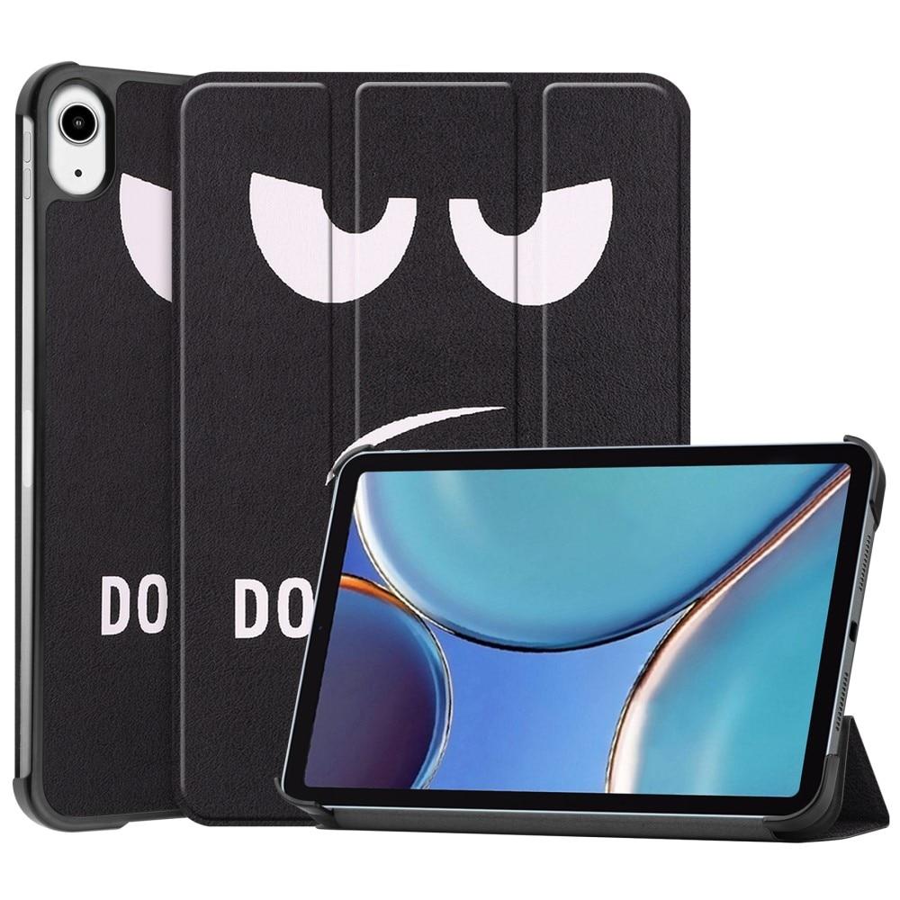 Fodral Tri-fold iPad Mini 6 2021 - Don't Touch Me