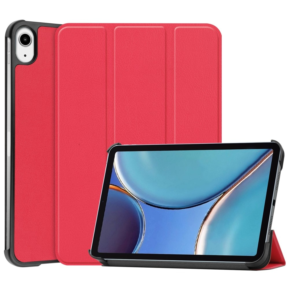 Fodral Tri-fold iPad Mini 6 2021 röd