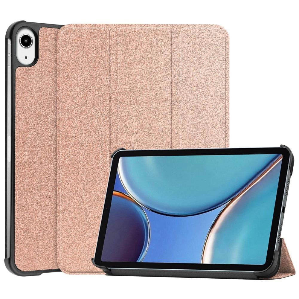 Fodral Tri-fold iPad Mini 6 2021 roséguld