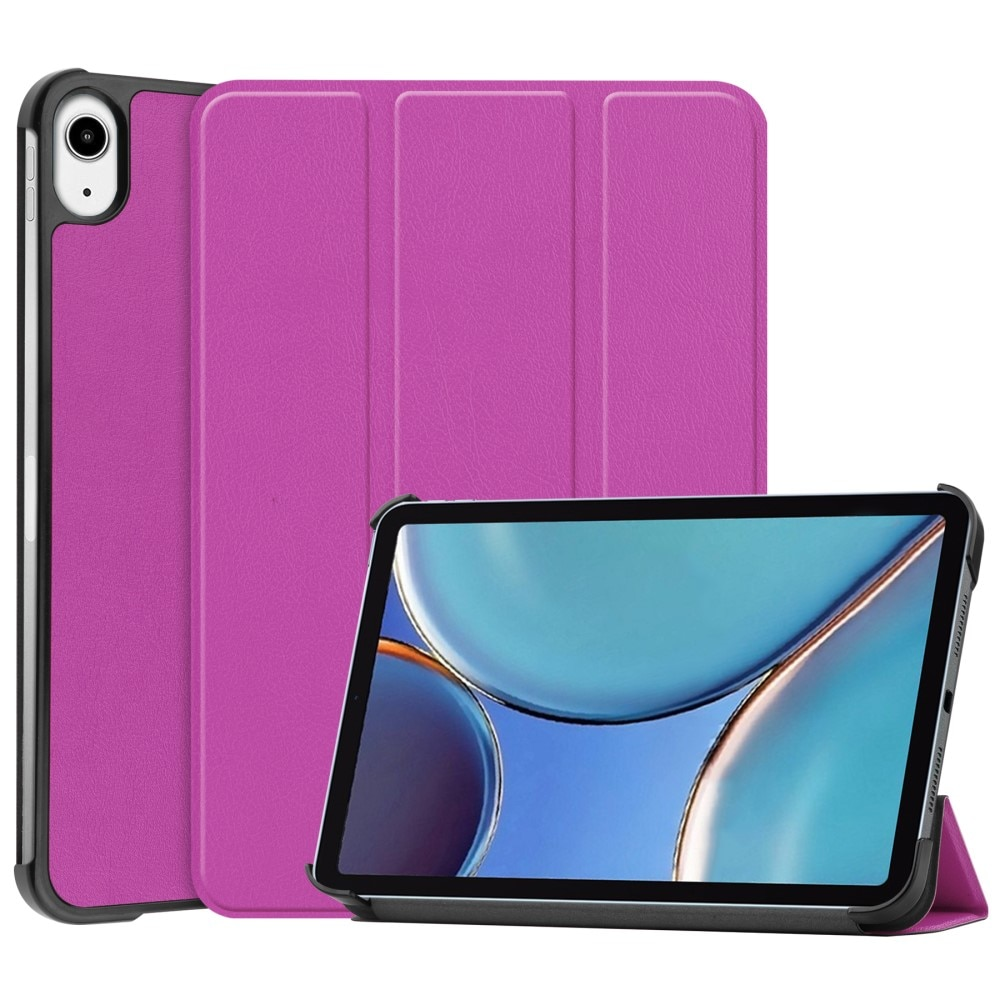 Fodral Tri-fold iPad Mini 6 2021 lila