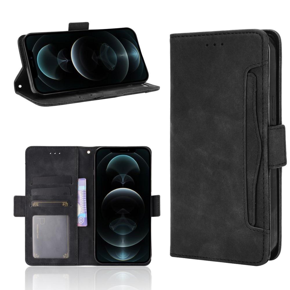 Multi Plånboksfodral iPhone 13 svart