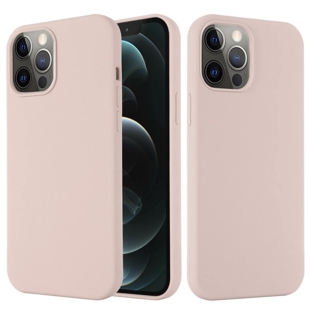 Silicone Magnetic Case iPhone 13 Pink