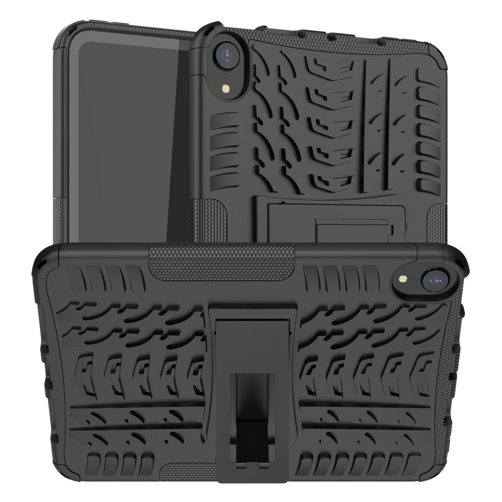 Rugged Case Apple iPad Mini 6 2021 svart