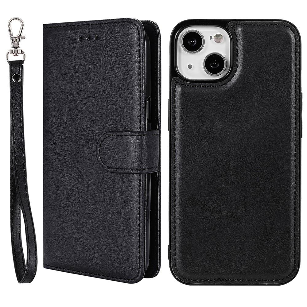 Magnetfodral iPhone 13 svart