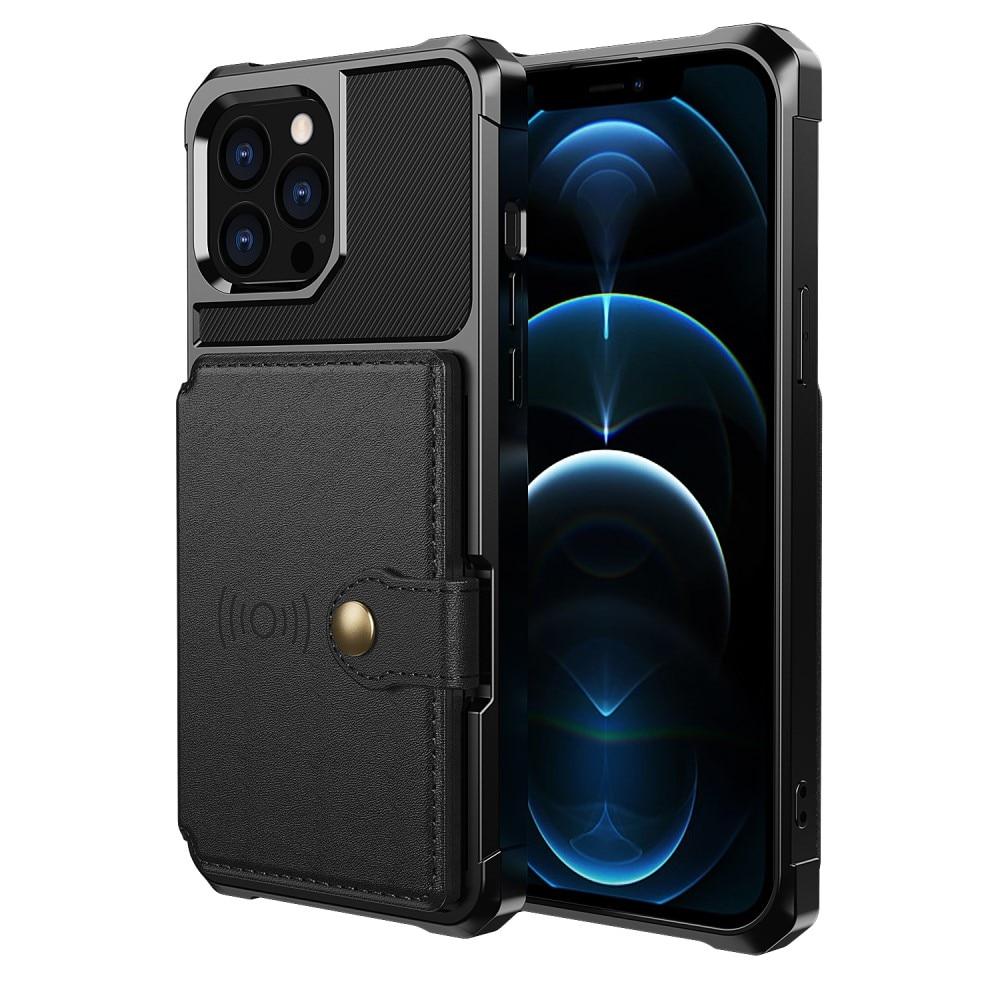 Tough Multi-slot Case iPhone 13 Pro Max svart