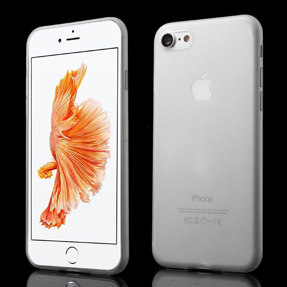 Mobilskal Frosted iPhone 7/8/SE 2020 transparent