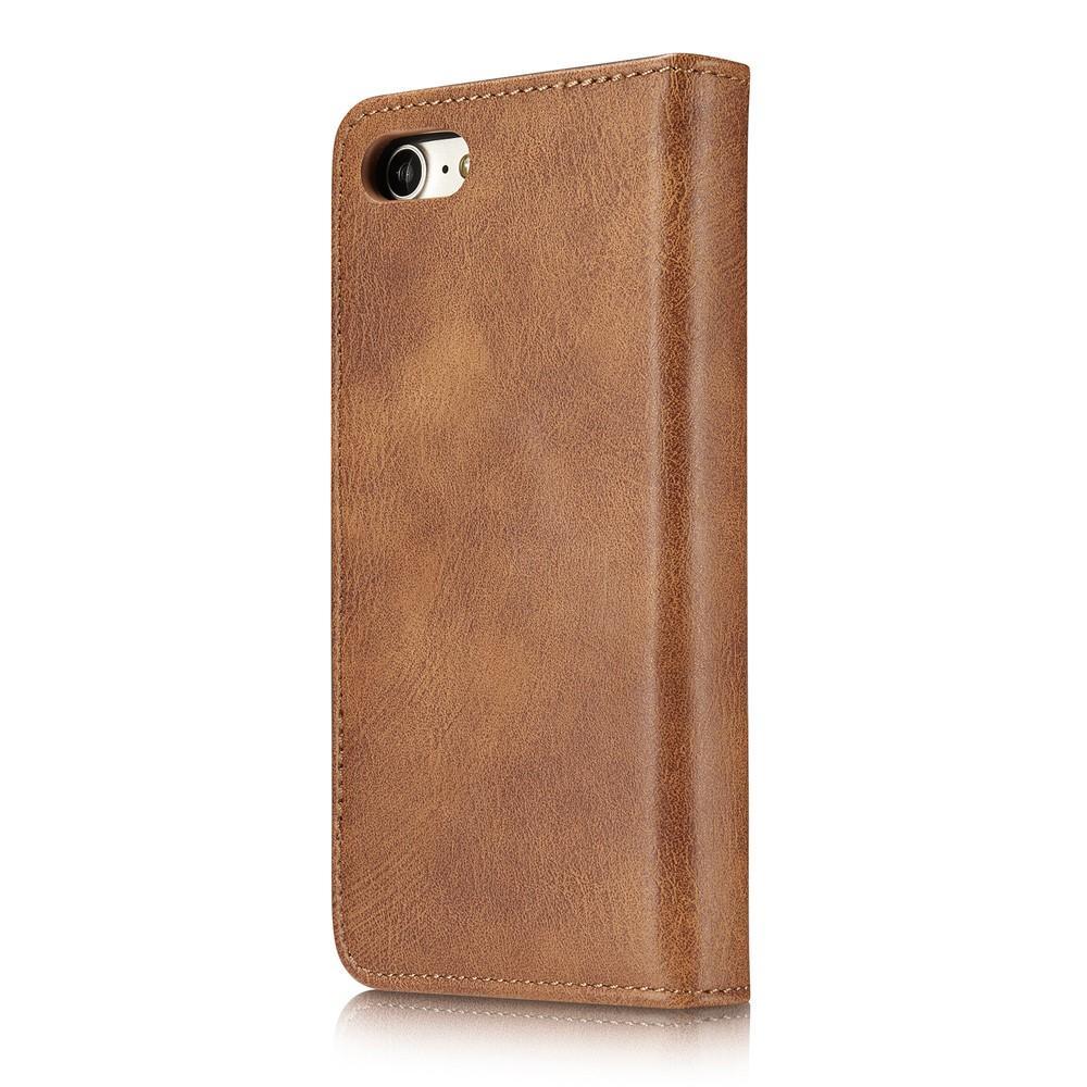 Magnet Wallet iPhone 7/8/SE 2020 Cognac