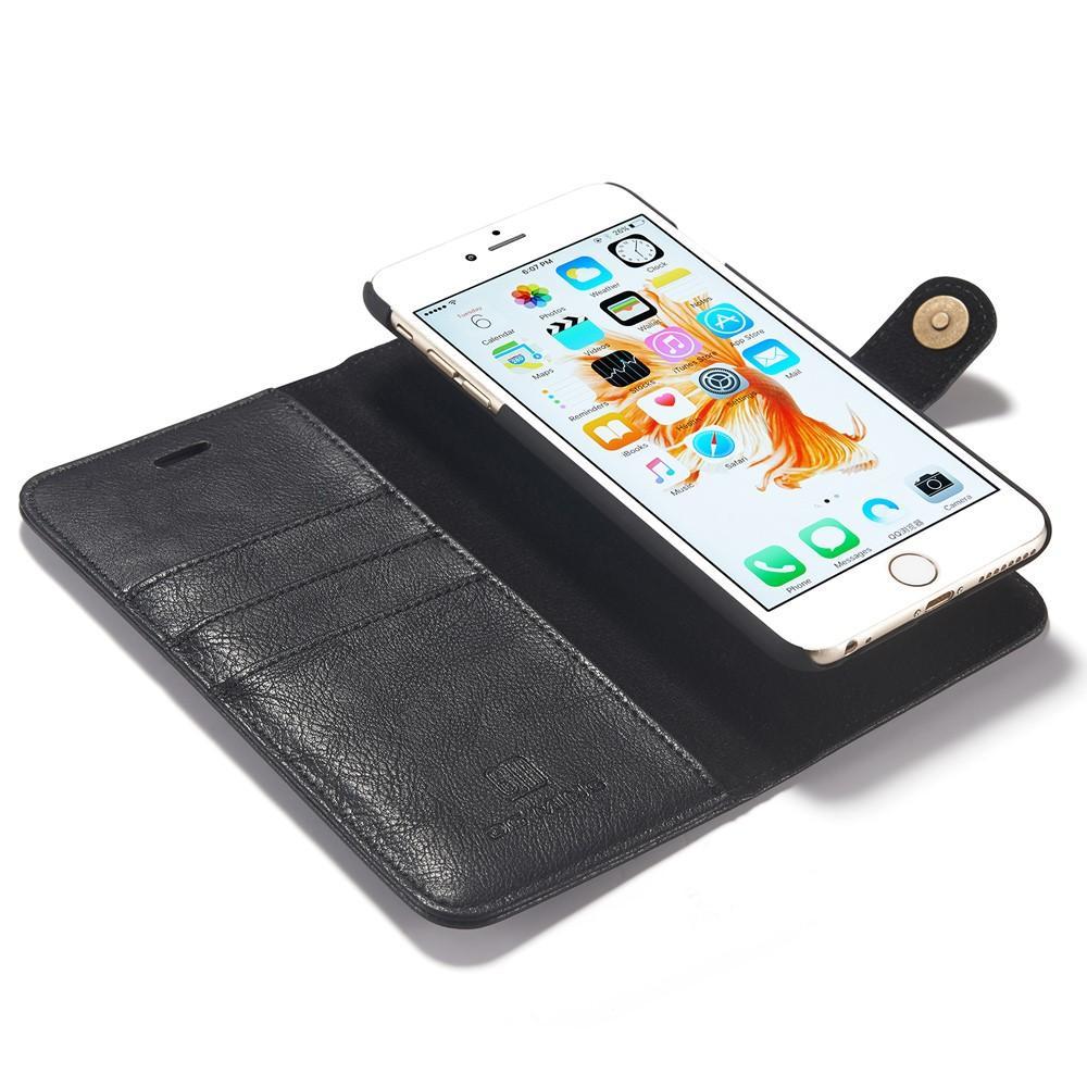Magnet Wallet iPhone 6 Plus/6S Plus Black