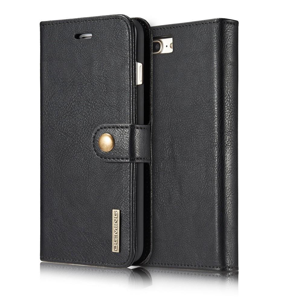 Magnet Wallet iPhone 7 Plus/8 Plus Black