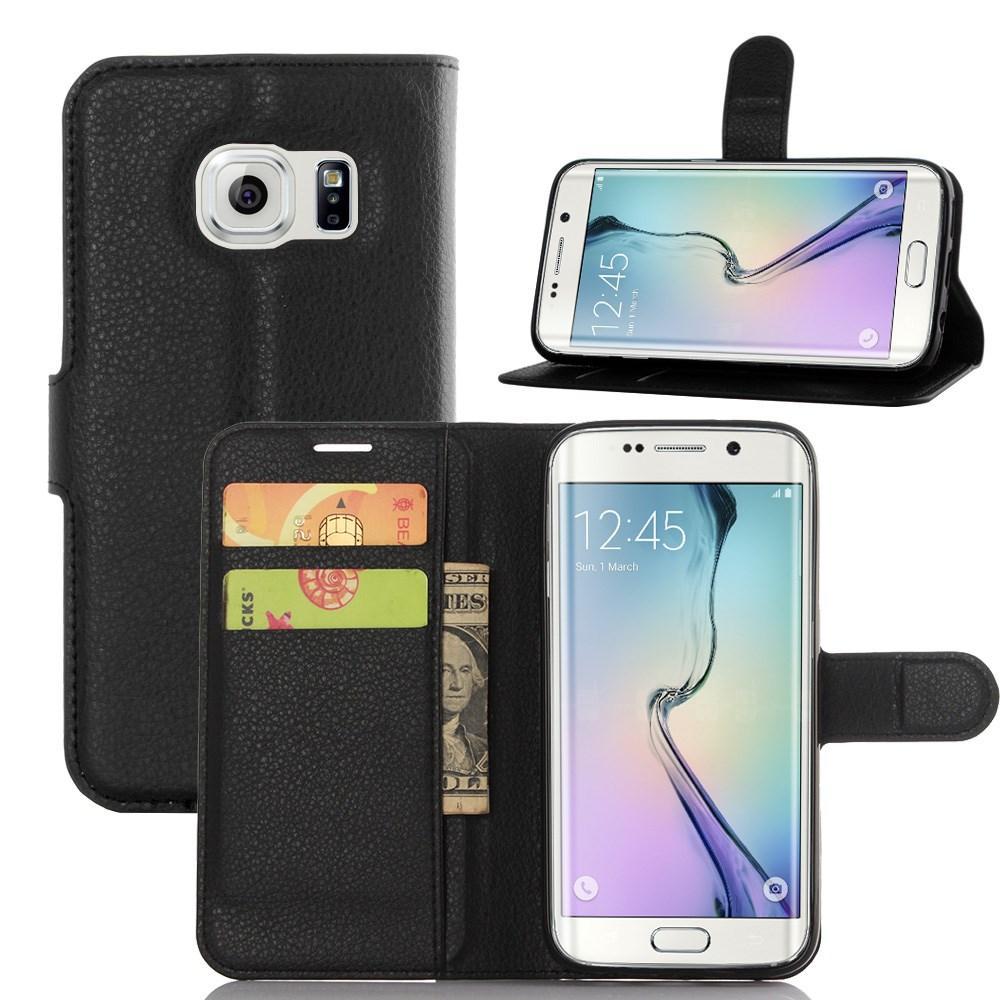 Mobilfodral Samsung Galaxy S7 Edge svart