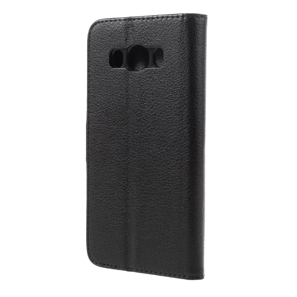 Plånboksfodral Samsung Galaxy J5 2016 svart