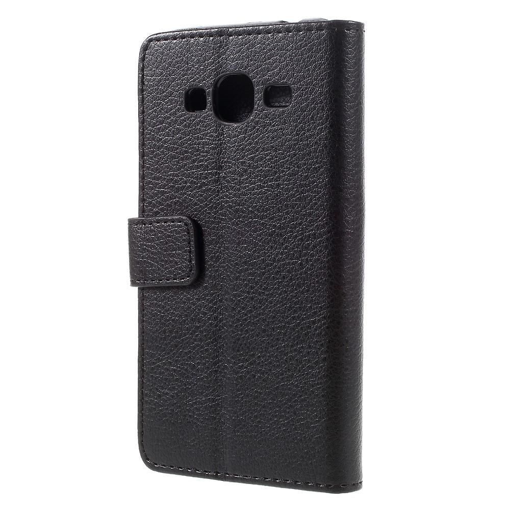Plånboksfodral Samsung Galaxy J3 2016 svart