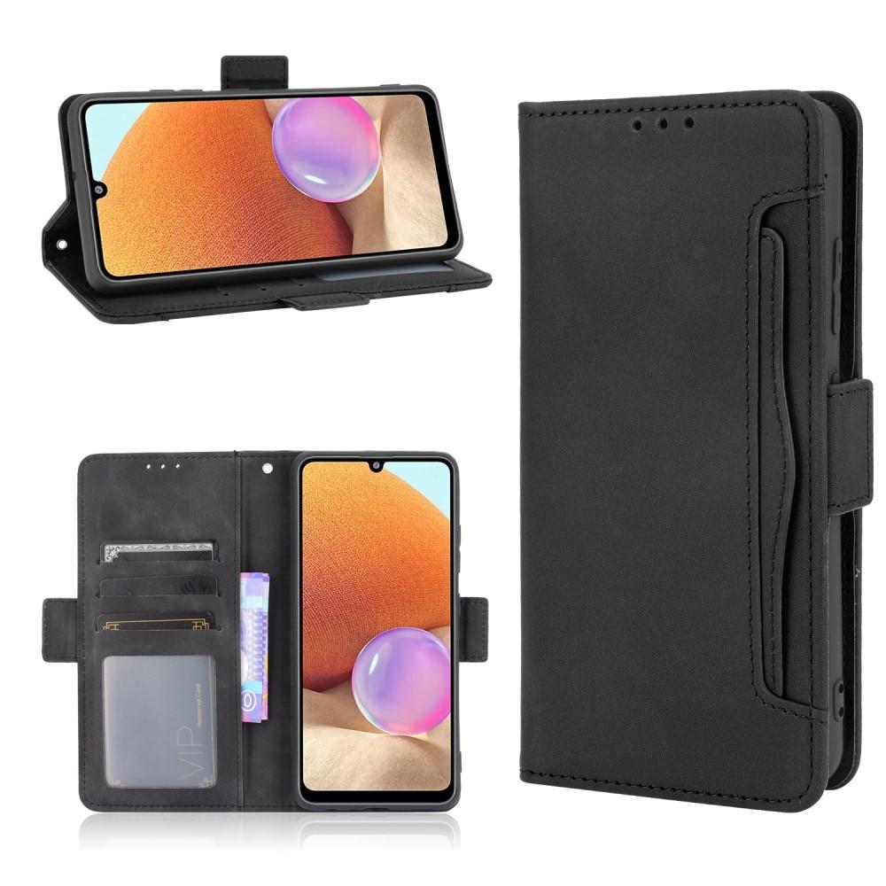 Multi Plånboksfodral Samsung Galaxy A32 4G svart