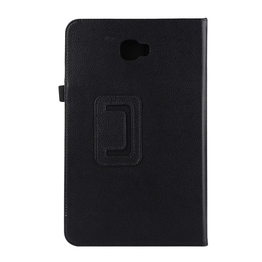 Läderfodral Samsung Galaxy Tab A 10.1 (2016) svart