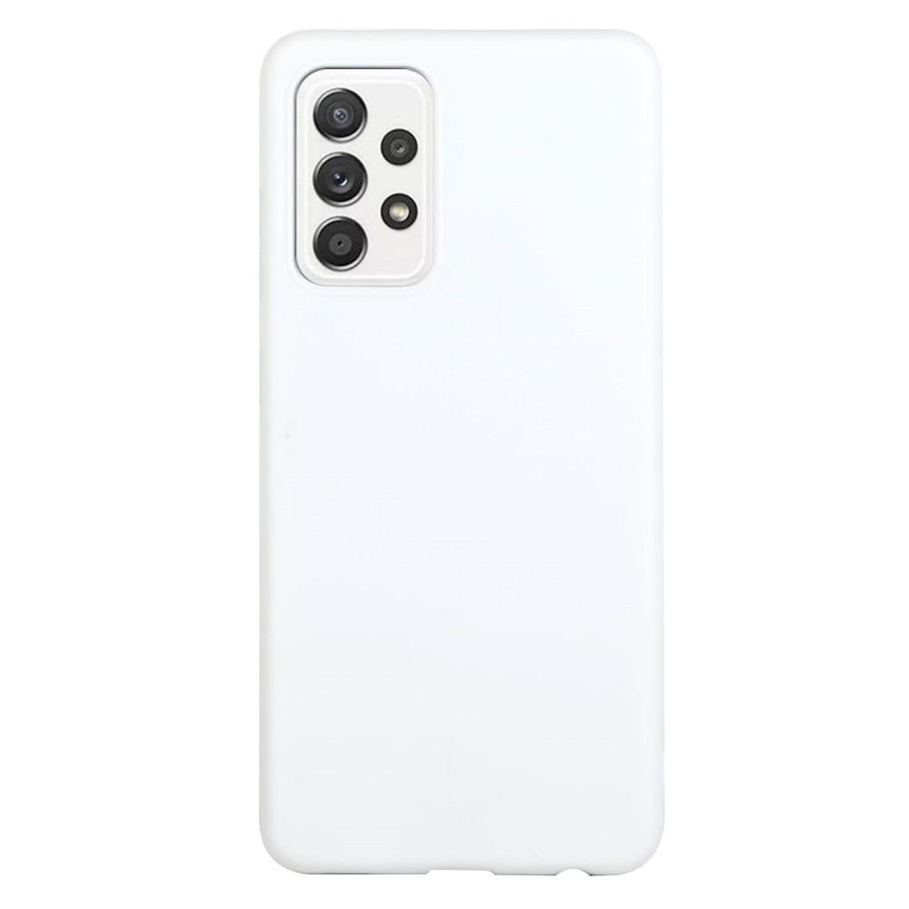 TPU Skal Samsung Galaxy A52 vit