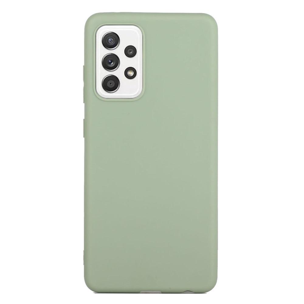 TPU Skal Samsung Galaxy A52 grön