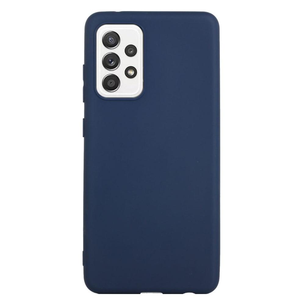 TPU Skal Samsung Galaxy A52 blå